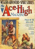 Ace-High Magazine (1921-1935 Readers' Publishing Corp/Clayton/Dell) Pulp Vol. 37 #1