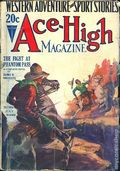Ace-High Magazine (1921-1935 Readers' Publishing Corp/Clayton/Dell) Pulp Vol. 37 #2