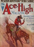 Ace-High Magazine (1921-1935 Readers' Publishing Corp/Clayton/Dell) Pulp Vol. 37 #3