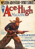 Ace-High Magazine (1921-1935 Readers' Publishing Corp/Clayton/Dell) Pulp Vol. 38 #1