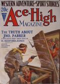 Ace-High Magazine (1921-1935 Readers' Publishing Corp/Clayton/Dell) Pulp Vol. 38 #2