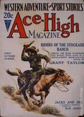 Ace-High Magazine (1921-1935 Readers' Publishing Corp/Clayton/Dell) Pulp Vol. 38 #3