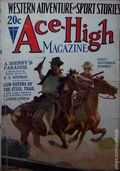 Ace-High Magazine (1921-1935 Readers' Publishing Corp/Clayton/Dell) Pulp Vol. 39 #1
