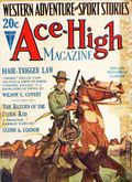 Ace-High Magazine (1921-1935 Readers' Publishing Corp/Clayton/Dell) Pulp Vol. 39 #2