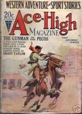 Ace-High Magazine (1921-1935 Readers' Publishing Corp/Clayton/Dell) Pulp Vol. 39 #3