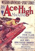 Ace-High Magazine (1921-1935 Readers' Publishing Corp/Clayton/Dell) Pulp Vol. 40 #1