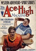 Ace-High Magazine (1921-1935 Readers' Publishing Corp/Clayton/Dell) Pulp Vol. 40 #2
