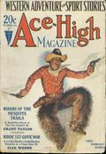 Ace-High Magazine (1921-1935 Readers' Publishing Corp/Clayton/Dell) Pulp Vol. 40 #3