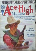 Ace-High Magazine (1921-1935 Readers' Publishing Corp/Clayton/Dell) Pulp Vol. 41 #3