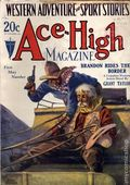 Ace-High Magazine (1921-1935 Readers' Publishing Corp/Clayton/Dell) Pulp Vol. 42 #1