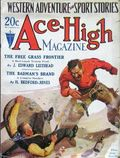 Ace-High Magazine (1921-1935 Readers' Publishing Corp/Clayton/Dell) Pulp Vol. 42 #3