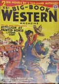 Big Book Western Magazine (1933-1954 Two-Books/Popular) Big-Book Western Pulp Vol. 9 #3