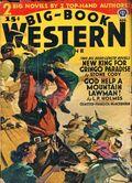 Big Book Western Magazine (1933-1954 Two-Books/Popular) Big-Book Western Pulp Vol. 9 #4
