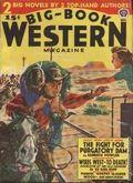 Big Book Western Magazine (1933-1954 Two-Books/Popular) Big-Book Western Pulp Vol. 10 #2