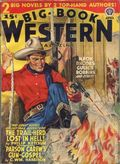 Big Book Western Magazine (1933-1954 Two-Books/Popular) Big-Book Western Pulp Vol. 10 #4