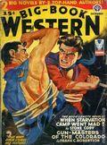 Big Book Western Magazine (1933-1954 Two-Books/Popular) Big-Book Western Pulp Vol. 11 #4