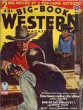 Big Book Western Magazine (1933-1954 Two-Books/Popular) Big-Book Western Pulp Vol. 12 #4