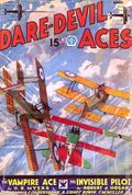 Dare-Devil Aces (1932-1946 Popular Publications) Pulp Vol. 7 #1