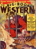 Big Book Western Magazine (1933-1954 Two-Books/Popular) Big-Book Western Pulp Vol. 13 #2