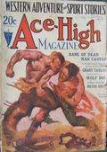 Ace-High Magazine (1921-1935 Readers' Publishing Corp/Clayton/Dell) Pulp Vol. 43 #1