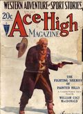 Ace-High Magazine (1921-1935 Readers' Publishing Corp/Clayton/Dell) Pulp Vol. 43 #2