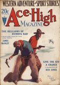 Ace-High Magazine (1921-1935 Readers' Publishing Corp/Clayton/Dell) Pulp Vol. 43 #3