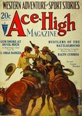 Ace-High Magazine (1921-1935 Readers' Publishing Corp/Clayton/Dell) Pulp Vol. 43 #4