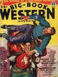 Big Book Western Magazine (1933-1954 Two-Books/Popular) Big-Book Western Pulp Vol. 14 #1