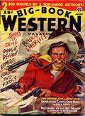 Big Book Western Magazine (1933-1954 Two-Books/Popular) Big-Book Western Pulp Vol. 14 #2