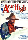 Ace-High Magazine (1921-1935 Readers' Publishing Corp/Clayton/Dell) Pulp Vol. 44 #1