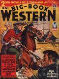 Big Book Western Magazine (1933-1954 Two-Books/Popular) Big-Book Western Pulp Vol. 14 #4