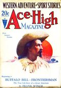 Ace-High Magazine (1921-1935 Readers' Publishing Corp/Clayton/Dell) Pulp Vol. 46 #1