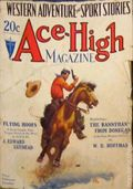 Ace-High Magazine (1921-1935 Readers' Publishing Corp/Clayton/Dell) Pulp Vol. 46 #3