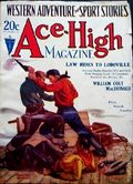 Ace-High Magazine (1921-1935 Readers' Publishing Corp/Clayton/Dell) Pulp Vol. 47 #1