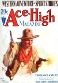 Ace-High Magazine (1921-1935 Readers' Publishing Corp/Clayton/Dell) Pulp Vol. 47 #3
