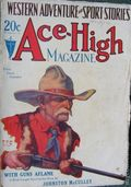 Ace-High Magazine (1921-1935 Readers' Publishing Corp/Clayton/Dell) Pulp Vol. 48 #3