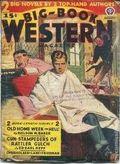 Big Book Western Magazine (1933-1954 Two-Books/Popular) Big-Book Western Pulp Vol. 15 #4