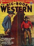 Big Book Western Magazine (1933-1954 Two-Books/Popular) Big-Book Western Pulp Vol. 16 #2