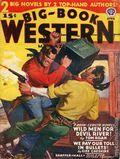 Big Book Western Magazine (1933-1954 Two-Books/Popular) Big-Book Western Pulp Vol. 17 #2