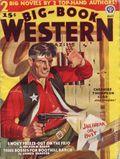 Big Book Western Magazine (1933-1954 Two-Books/Popular) Big-Book Western Pulp Vol. 17 #3