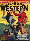 Big Book Western Magazine (1933-1954 Two-Books/Popular) Big-Book Western Pulp Vol. 17 #4