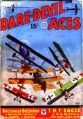 Dare-Devil Aces (1932-1946 Popular Publications) Pulp Vol. 7 #4