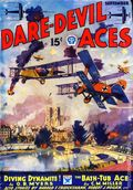 Dare-Devil Aces (1932-1946 Popular Publications) Pulp Vol. 8 #2