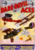 Dare-Devil Aces (1932-1946 Popular Publications) Pulp Vol. 10 #1