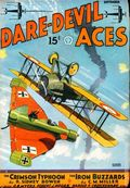 Dare-Devil Aces (1932-1946 Popular Publications) Pulp Vol. 11 #2