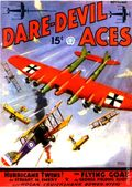 Dare-Devil Aces (1932-1946 Popular Publications) Pulp Vol. 11 #4