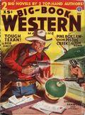 Big Book Western Magazine (1933-1954 Two-Books/Popular) Big-Book Western Pulp Vol. 18 #1