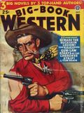 Big Book Western Magazine (1933-1954 Two-Books/Popular) Big-Book Western Pulp Vol. 18 #4