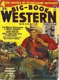 Big Book Western Magazine (1933-1954 Two-Books/Popular) Big-Book Western Pulp Vol. 19 #2