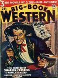 Big Book Western Magazine (1933-1954 Two-Books/Popular) Big-Book Western Pulp Vol. 19 #3